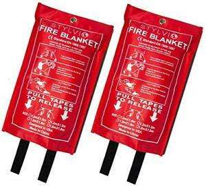 Premium Fire Blanket Fire Blanket For Home Fire Blanket Fire Suppression