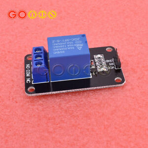 5v One 1 Channel Relay Module Board Shield For Pic Avr Arm Mcu Arduino