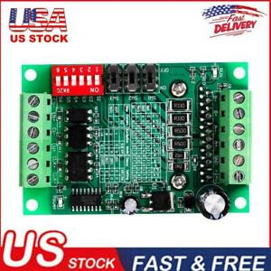 Cnc Router Single 1 Axis Controller Stepper Motor Drivers Tb6560 3a Driver