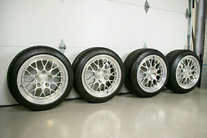 Fikse 17 Wheels For Porsche 911 993 Set Of Four Used