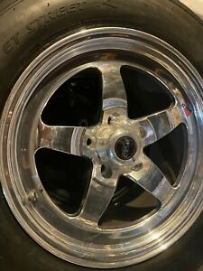 09 15 Cts V Weld Wheels And 305x17 Mickey Thompson Et Street R Tires