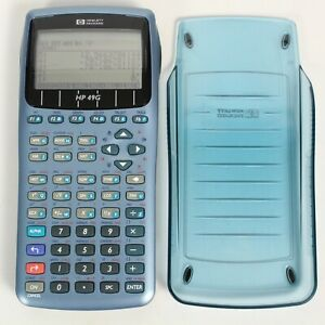 Hp 49g Graphics Scientific Calculator W algebraic And Rpn Input Cover Tested