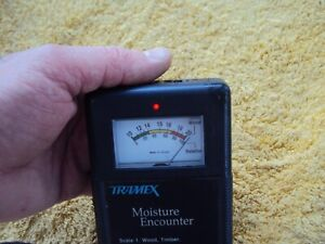 Tramex Moisture Encounter Tested working