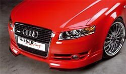 Audi A4 8e B7 2005 2008 Rieger Oem Front Bumper Add On Spoiler New