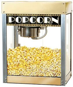 New Hollywood Premiere 4 Oz Popcorn Popper Machine Nib