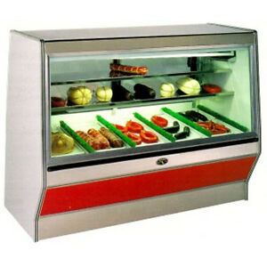 10 Double Duty Deli Case Meat Case Self Contained Marc Refrigeration
