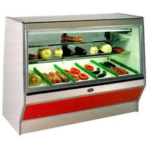 8 Double Duty Deli Case Meat Case Self Contained Marc Refrigeration