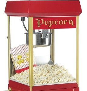 New Fun Pop 8 Oz Popcorn Popper Machine By Gold Medal