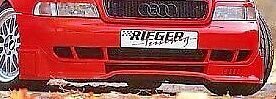Audi A4 B5 1996 2001 Rieger Genuine Oem Front Cup Spoiler New