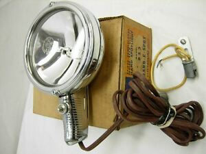 1950s Nos Electroline Ford Mercury Spotlight Spot Light