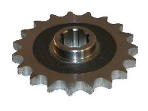 Agric Roto cultivator Bottom Chain Sprocket 315 al