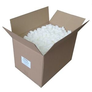 Biodegradable Void Fill Packing Peanuts 18 X 12 X 12 1 5 Cuft Boxed