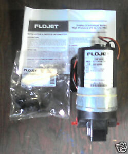 New Flojet Pump Model D2124f6011a