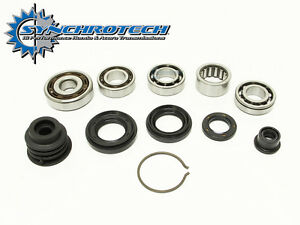 Synchrotech Bearing Seal Kit For 88 00 Honda Civic Dx Lx 35mm