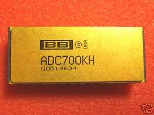 Adc700kh Burr Brown 16 Bit Adc W 8 Bit Port 1 Each