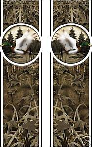 Truck Bed Decal Camo Duck Hunting Striping Graphics Vinyl Sticker