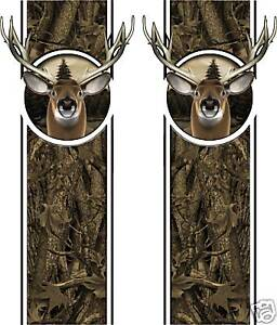 Truck Bed Decal Camo Deer Hunting Striping Graphics Vinyl Sticker