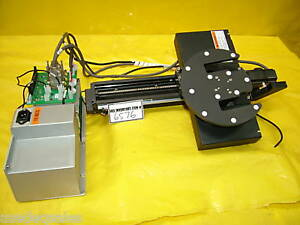 Oramir Elmo 200mm Wafer Stage And Pssf 20 100h Driver Assembly Used Working