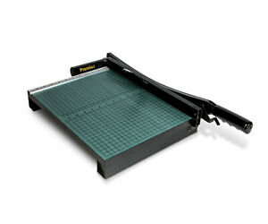 Premier Martin Yale 715 Guillotine 15 Paper Cutter Trimmer Free S h