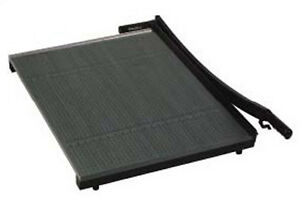Premier Martin Yale W30 Guillotine 30 Paper Cutter Trimmer Frees h