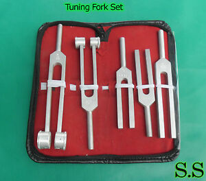 Tuning Fork 10 Pieces excellent Quality