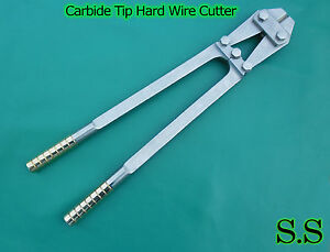 2 Pin Wire Cutter Surgical Orthopedic Vet Instruments