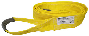 Recovery Strap Usa Tow 8 Double Ply 30ft Sling Axle Lifting Crane Wrecker