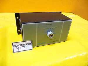 Ae Advanced Energy 3152189 000h Rf Match Lm 1 25k Used Tested Working