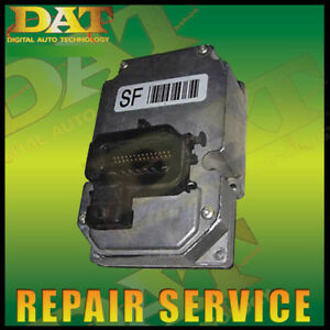 01 02 03 04 Delphi Corvette Abs Module Ebcm Ecu Repair