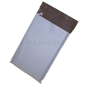 50 Poly Mailers 24x24 Huge Plastic Shipping Bags