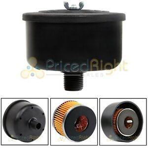 New 1 2 Puma Air Compressor Intake Replacement Filter And Plastic Housing