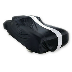 Show Car Indoor Cover For Porsche Boxster Cayman 718 986 987 981 Softline Black