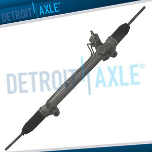 Power Steering Rack And Pinion For 2005 2006 2007 2008 2009 Jeep Grand Cherokee