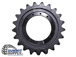 New Bobcat Mini Excavator Track Drive Sprocket 337 341 free Shipping sp068