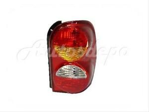 For 2002 2004 Jeep Liberty Tail Lamp Taillight Rh