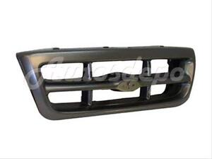 For 1998 2000 Ford Ranger 2wd 4wd Grille Silver Gray