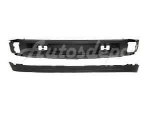 For 07 13 Chevy Silverado 1500 Front Bumper Lower Valance Air Dam Deflector 2pcs