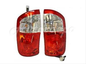 For Toyota 2006 2005 2004 Tundra Sr5 Double Cab Taillight 2