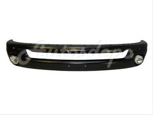 For 02 03 Dodge Ram 1500 Pickup Front Bumper Blk Fog Lamp 3