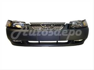 For 1999 2000 Ford Mustang Gt Bumper Nose Panel Headlight