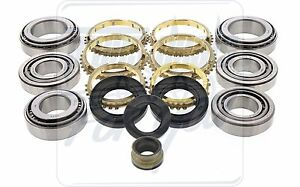 Ford Escort Exp Zx2 Tr5a Transmission Bearing Kit 91 99