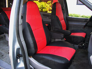 Ford Bronco 1988 1995 Leather like Custom Seat Cover