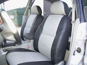 Vw Passat 2001 2005 Leather Like Custom Fit Seat Cover