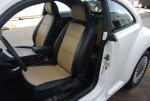 Vw Beetle 1959 2018 Leather Like Custom Fit Seat Cover