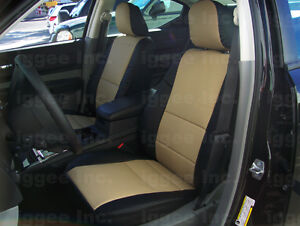 Dodge Magnum 2005 2008 Leather Like Custom Seat Cover