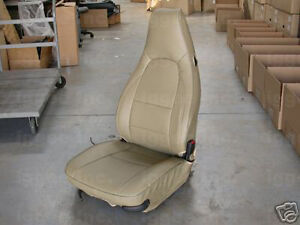 Porsche 928 944 968 993 Leather Like Custom Seat Cover