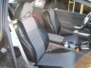 Mazda 3 2004 2009 Leather Like Custom Fit Seat Cover