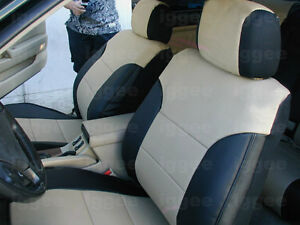 Acura Legend Coupe 1987 1991 Leather Like Seat Cover