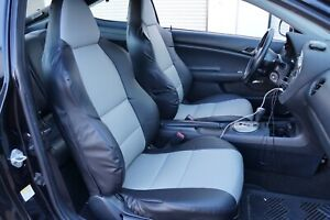 Acura Rsx 2002 2006 Leather Like Custom Fit Seat Covers 13 Colors Available