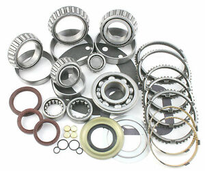 Ford Zf S650 6 Speed Transmission Bearing Kit 1998 on